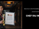 Interview with our World Record Achiever Chef. Raj Mohan