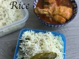 Jeera Rice / One Pot Meal / Lunchbox Recipe