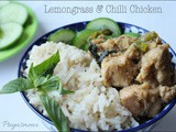 Lemongrass & Chilli Chicken