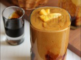 Mango - Dates Syrup Milkshake / Summer Specials
