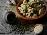 Millet - Green gram Pongal / Diet Friendly Recipe - 35 / #100dietrecipes