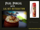 Paal Pongal with lal hit Integration