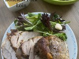 Purchasing Meat and Game / Garlic & Mixed Herbs flavoured Roasted Boneless Pork Loin