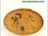 Radish Leaves Chutney / Mullangi Leaves Chutney / Chutney Recipe - 8 / #100chutneys