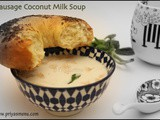 Sausage Coconut Milk Soup / Soup Series