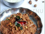 Sundakkai Vathal Chutney / Dried Turkey Berry Chutney / Chutney Recipe - 17 / #100chutneys
