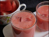 Watermelon Milkshake / Summer Specials