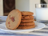 Brown Sugar Bacon Cookies #CreativeCookieExchange