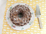 Brown Sugar Banana Bundt Cake #BundtBakers