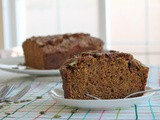 Cinnamon Pumpkin Quick Bread #BreadBakers
