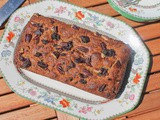 Cranberry Pecan Quick Bread #BreadBakers