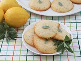 Ginger Lemon Sage Cookies #CreativeCookieExchange