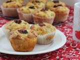 Ham and Honey Mustard Muffins #MuffinMonday