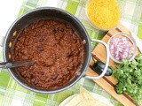 Hearty Spicy Beef Chili