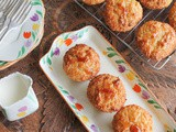 Orange Marmalade Muffins #MuffinMonday