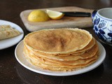 Pönnukökur aka Swedish Pancakes #BreadBakers