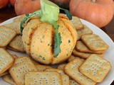 Sincere Pumpkin Patch Spicy Cheese Ball #SundaySupper