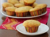 Sweet Corn Muffins #MuffinMonday