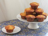 Sweet Pineapple Muffins #MuffinMonday
