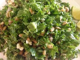Kale and Lentil Salad With Lime Vinaigrette