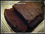 Easy Deep Chocolate Pound Cake