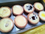 Love these Healthy Egg Tarts