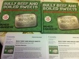 Book Review and giveaway, Bully Beef and Boiled Sweets by James Mannion