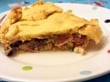 Boxing Day Egg and Bacon Pie and Mulled Wine plus a Giveaway