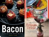 Bumper book review: Bacon, Bombay Lunchbox and Artisan Drinks plus giveaway