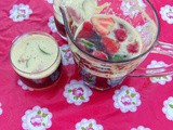 Caribbean Pimms and Grace Summer Drinks - Caribbean Food Week