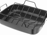 Judge Cookware v Roasting Rack and Roasting Pan- Review and Giveaway