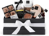 The Salted Caramel Chocolate Hamper by Hotel Chocolat