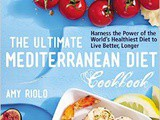 The Ultimate Mediterranean Diet Cookbook: Review and Giveaway