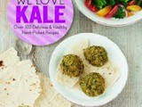 We Love Kale Cookbook Review and Giveaway
