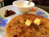 How to make aloo paratha | aloo paratha recipe