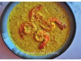 Recipe – Bengali Style Mustard Prawn Curry