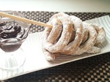 Speculoos Whole Wheat Churros (Vegan)