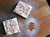 Chocolate Peppermint Brownie, Secret Recipe Club