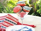 Fourth of July Whoopie Pies