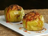 Grilled Stuffed Apples