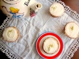 Mini Chamomile Cakes with Honey Frosting, Joy The Baker Cook Book Spotlight