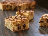 Salted Double Chocolate Blondies