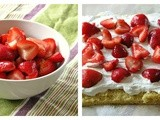 Strawberry Shortcake Swiss Roll