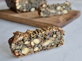 A very special Gluten-Free Loaf: All Seed & Nut Bread