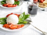 Summer with a Caprese Salad