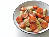 Vegan Gnocchi Made of Tofu