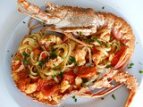 Linguini with Lobster Recipe
