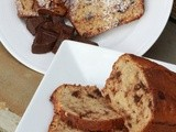 Banana Chocolate Chunk Bread & The Usual Rambling