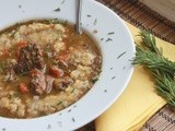 Guilt Free Beef Stew w/ Red Lentils & Nutritional Facts