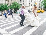 Sunday Round Up: a nyc Wedding & Links Around the Web
